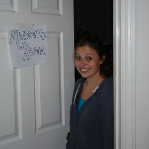 Maddie's Room - Enter At Own Risk!