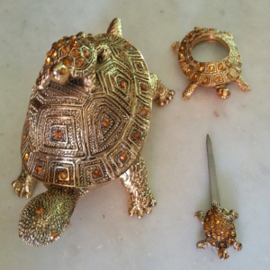 The Secret Of The Bejeweled Turtle