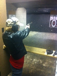 The Gun Range
