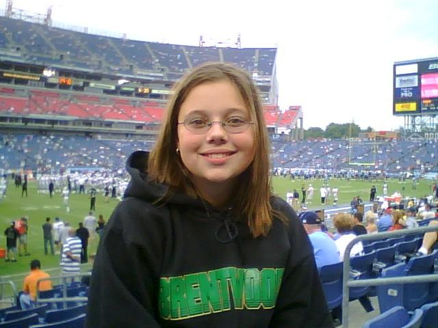 2008 Titans Game