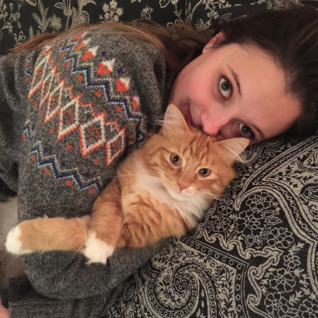 The Love of a Cat - Hobbes