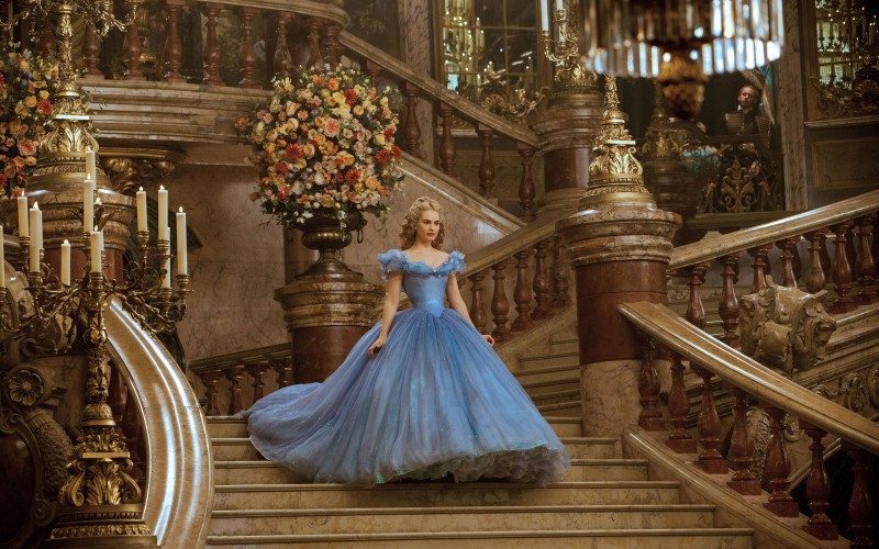 The Dress - Courtesy Disney