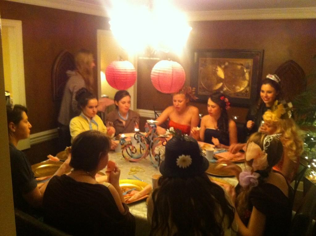 Princess Party 2013